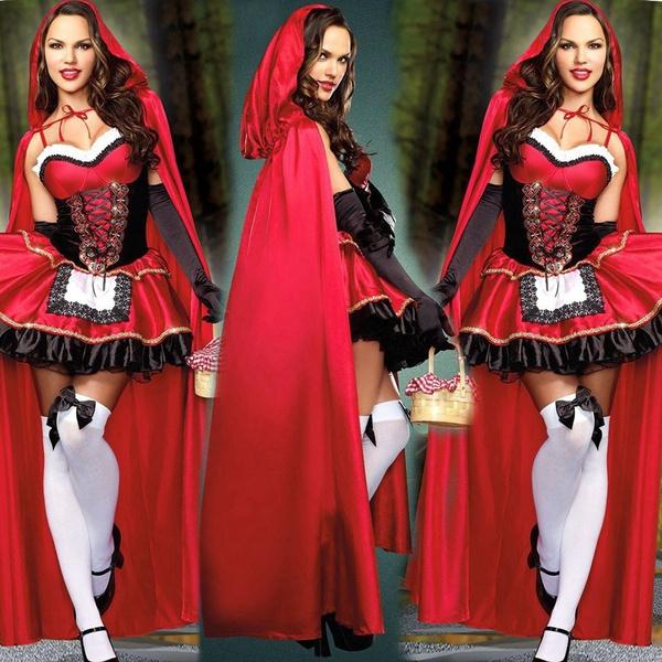 wish red riding hood costume - Wish Halloween Costumes