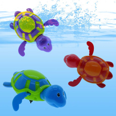 Turtle, cute, Bathing, Toy