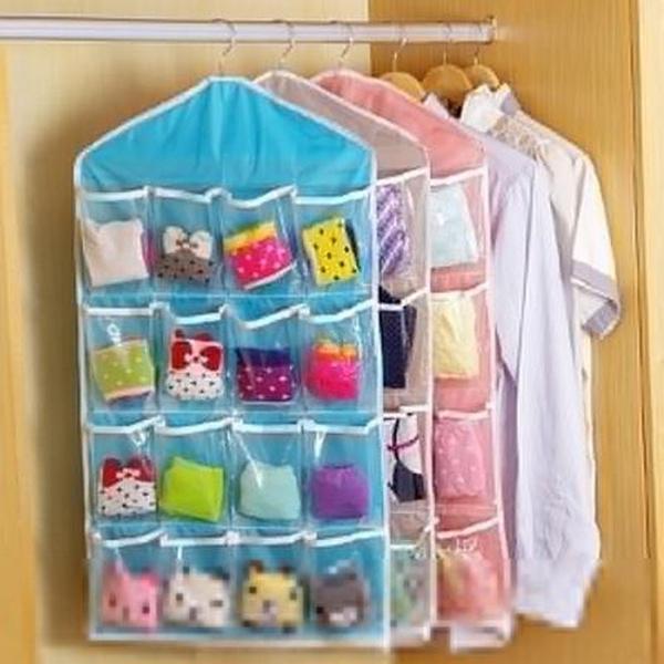 Wish   Closet Organizadores Case Durable Door Pockets Fashion Handbags  Finishing Hanging Bags Organizer Hang Storage Bag Multicolor