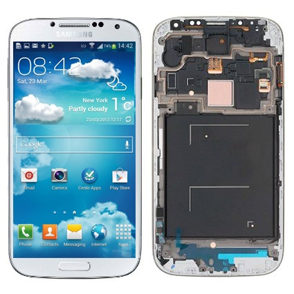 Wish   Replacement display screen for samsung galaxy s4 i9500 i337 ...