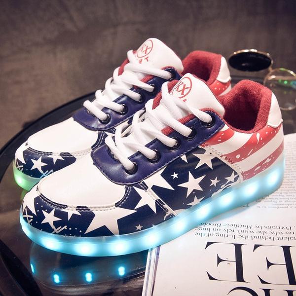 Reebok Light Up Sneakers