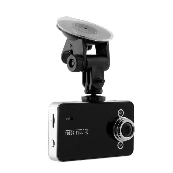 DVR K6000 NOVATEK 1080P Full HD LED Night Recorder Dashboard Vision Veicular Cam