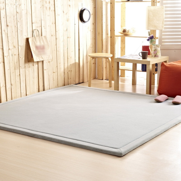 Wish Blue Area Rugs For Living Room Kitchen Tatami Carpet Runners Play Mats Contemporary Kids Throw Large