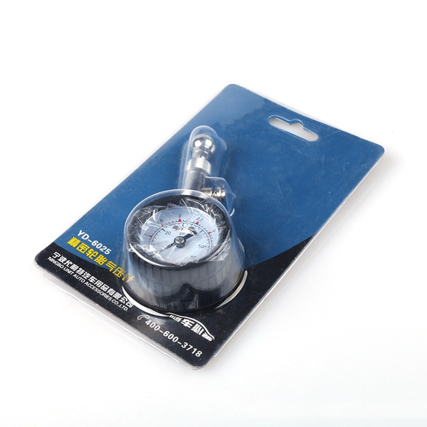Tire Inflator Gauge, Keenso Tire Air Pressure Gauge Meter Tester 0-220PSI for Car. Source · Wish | 2.1 Inch X 3.9 Inch (5.5X10 cm) Air Auto Motorcycle Car