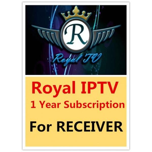 Tiger Star Royal IPTV 1 Year Subscription for Tiger Z280 Z400 Z460 receiver  open al jazeera,bein sport arabic tv channels