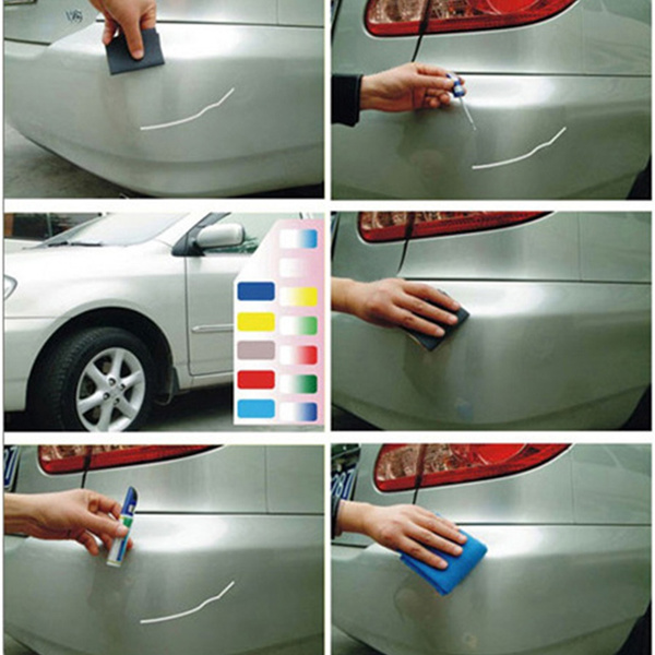 Wish   Waterproof Car Auto Smart Coat Paint Scratch Repair Remover Touch Up  PenWish   Waterproof Car Auto Smart Coat Paint Scratch Repair Remover  . Diy Paint Car Door Handle. Home Design Ideas