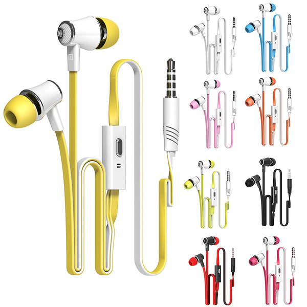Picture of 3.5mm Jack In-ear Stereo Earphone For Smartphone