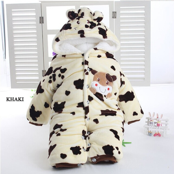hot-selling discount superior materials innovative design Winter Baby Snowsuit Character Infant Boys Girl Snowsuit Kids Clothes  Fashion Overalls Baby Snow Wear Outwear Coats