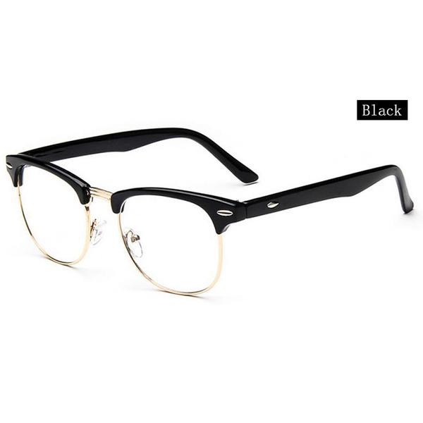 Picture of Brand Designed Women/men Plain Glasses Super Cool Eyeglasses Luxury Glasses Frame