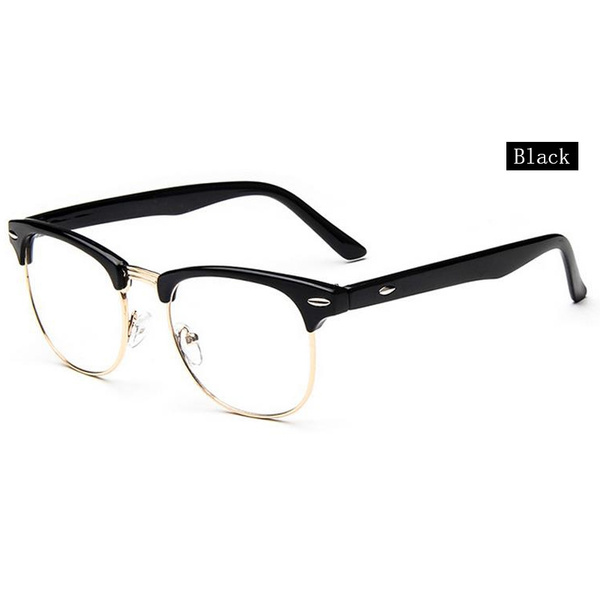 coolglasse, withmyopiaframe, plainglasse, glasses frame