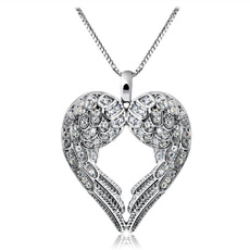 Sterling, Heart, Love, Jewelry