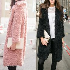 longsweatercoat, fashionladyjacket, Winter, Sleeve