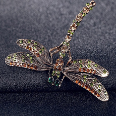 dragon fly, brooches, Jewelry, Gifts