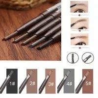 Picture of Waterproof Eye Brow Eyeliner Eyebrow Pencils With Brush Makeup Cosmetic Tool