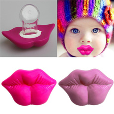 Baby Boy Girl Funny Infant Pacifier Orthodontic Perfect Dummy Nipples Pacifiers