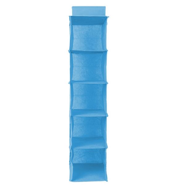 Wish | 5 Layers Clothes Bureau Hanging Storage Organizer Closet Tidy Home  Foldable Underwear Storage Bag
