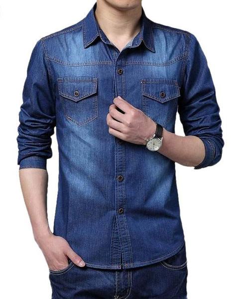 jeans hemden