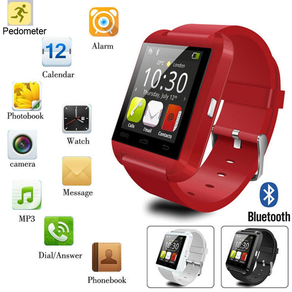 Picture of Portable Smart Watch Bluetooth For Android Cellphone