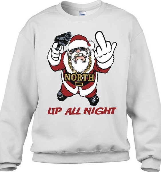 Ugly Christmas Sweater Funny.Santa Sweater Funny Santa Ugly Christmas Sweater Santa Ugly Sweater Funny Christmas Sweater Ugly Christmas Jumper Cool Christmas Jumper