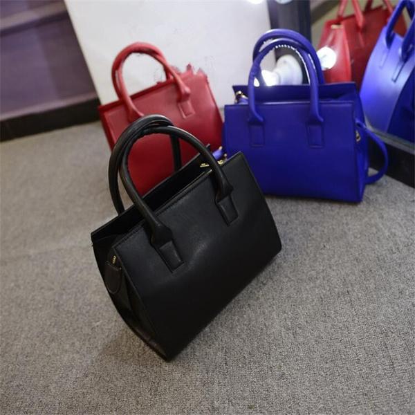 Picture of Women Fashion Leather Handbag Tote Bag Shoulder Bag