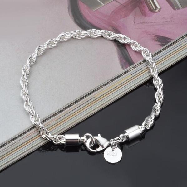 Sterling, Fashion, Bracelet Watch, Jewelery & Watches