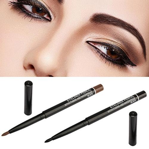 Picture of New Waterproof Rotary Gel Cream Eye Liner Black Brown Eyeliner Pen Makeup Cosmetic Tool