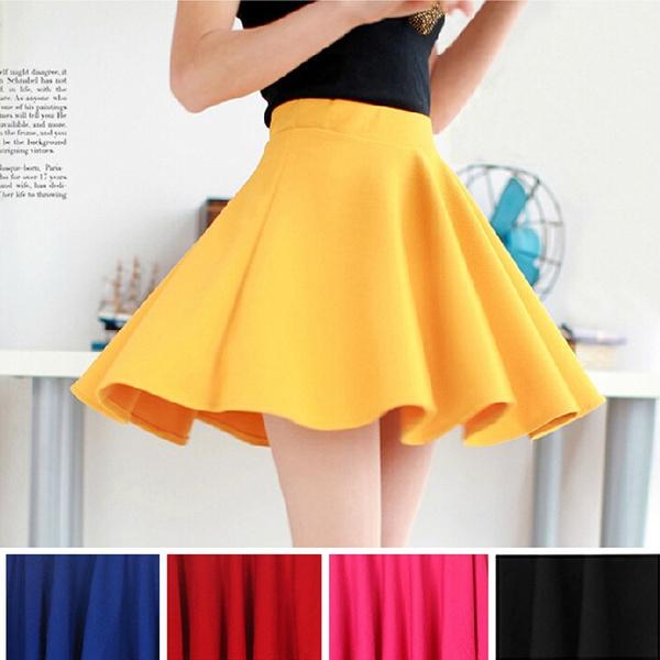 1cf22c59cce7 Sexy Women Skirt Fashion Fall Winter Skirts Plus Size XL High Waist ...
