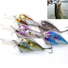 New 1 X Isca Chubby Fishing Lure Lifelike Fishing Bait Diving Fishing Tackle OD