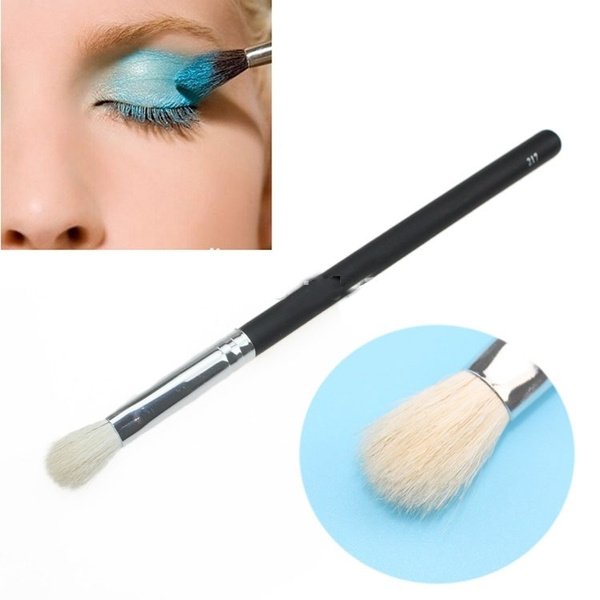 1pc Makeup Cosmetics Blending Eyeshadow Eye Shading Brush Eye Socket Brushes Goat Hair Makeup Tools