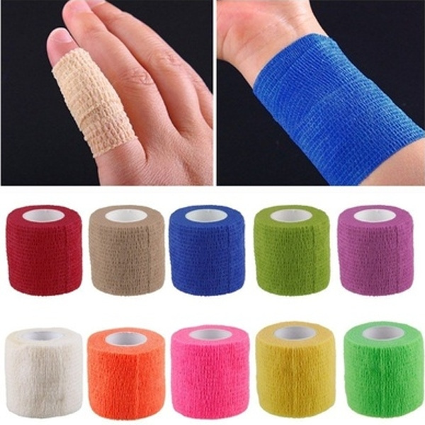 First Aid, Adhesives, selfadheringbandage, Elastic