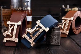 Fashion Accessory, Leather belt, Shirt, luxury men belt