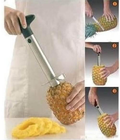 Steel, pineappletool, pineapplepeeler, Stainless Steel Tools