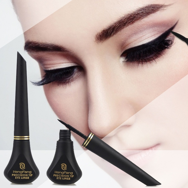 Picture of New Black Makeup Cosmetic Waterproof Liquid Eyeliner Eye Liner Pencil Pen Beauty Eyes Make-up