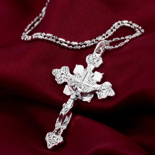 Sterling, Fashion, necklacependantformen, Jewelry