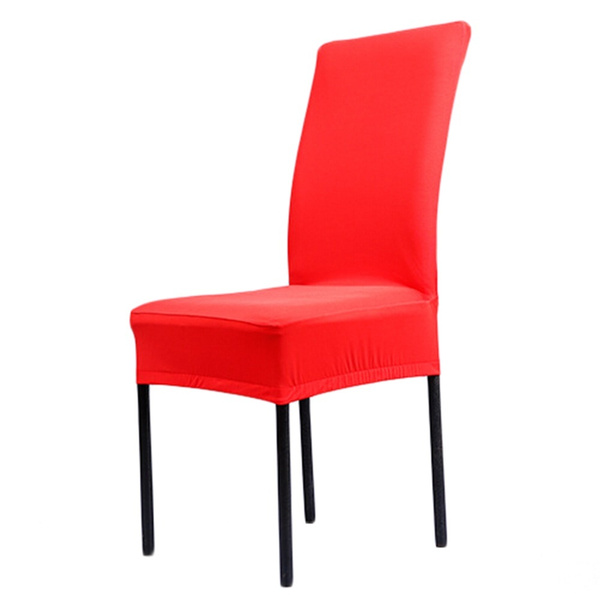 Wish | Dining Chair Covers Spandex Strech Dining Room Chair Protector  Slipcover Decor