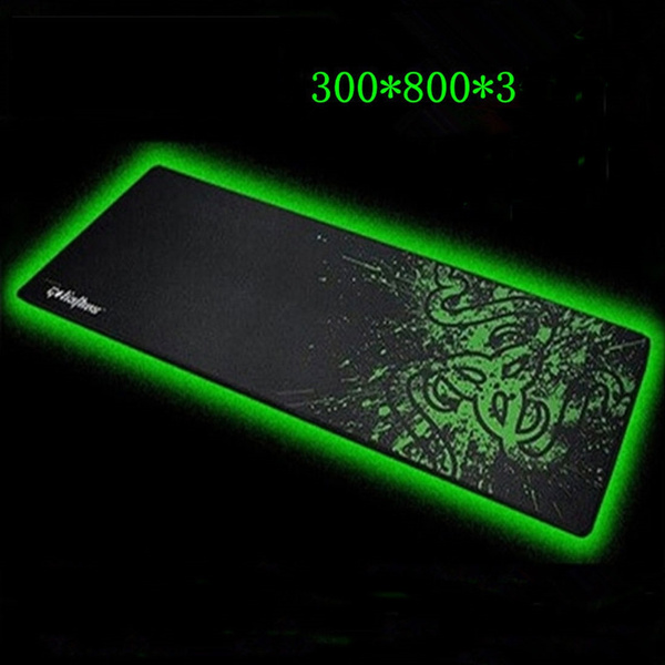 03eebfcb550 Wish | Rubber Gamer Gaming Mouse Pad for Razer Goliathus Mantis CS lol Speed  Game Mouse Pad Mat Large XL Size 300*800*3MM