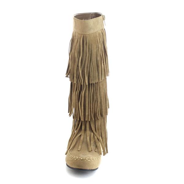 les croûton femmes souhaitent rafraîchir jolin fringe moccasin croûton les zipper 7b85b7