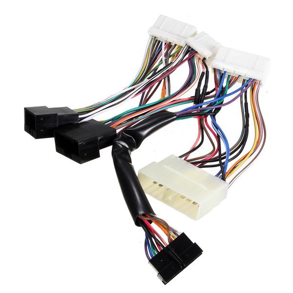 Conversion Jumper Wire Wiring Harness OBD0 to OBD1 ECU For Honda Civic on
