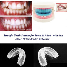 Wholesale Factory Orthodontic Straight Teeth System Teens & Adult / A retainer+Box