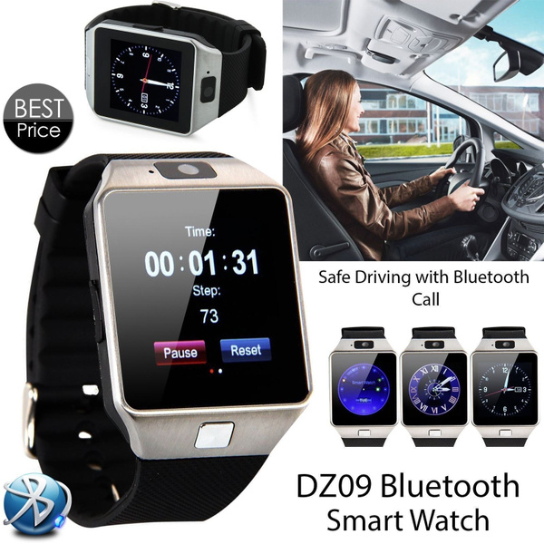 Picture of Bluetooth 3.0 Smart Watch Phone For Samsung Android Ios