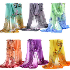 Beautiful, Scarves, Fashion Scarf, chiffon