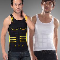 Underwear, compression, Slim Fit, Vest