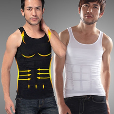 Underwear, compression, Slim Fit, Vest