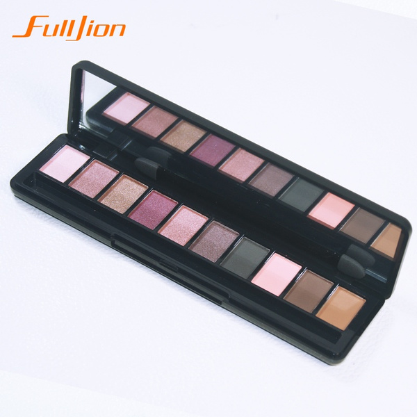 Makeup Palette Natural Eye Makeup Light 10 Colors Eye Shadow Makeup Shimmer Matte Eyeshadow Palette Set Brand Sugar Box