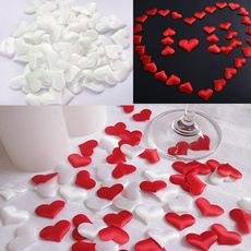 Heart, Fashion, handthrowingpetal, weddingtabledecoration
