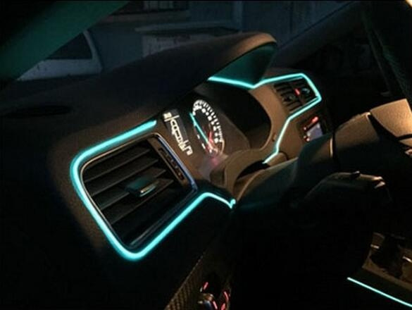 Ambient Lighting Car Lighting Ideas