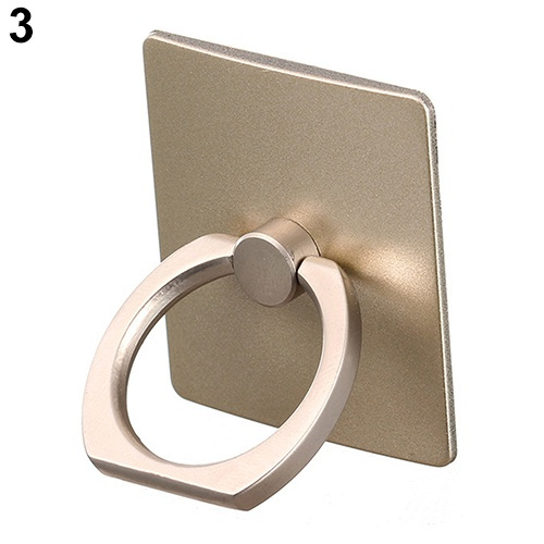 Fashion Finger Ring Sticky Mount Stand Holder Support for Cellphone Smartphone Tablet