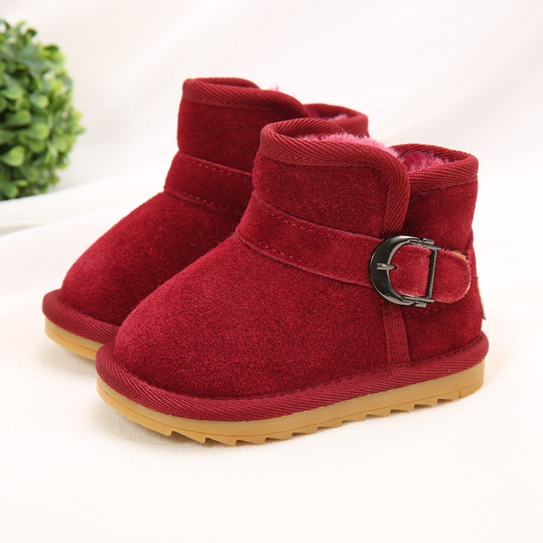 KINDER Winter Children Boots Shoes Baby Boys \u0026 Girls Boots Warm High  Quality Winter Shoes Kids Snow Boots K064