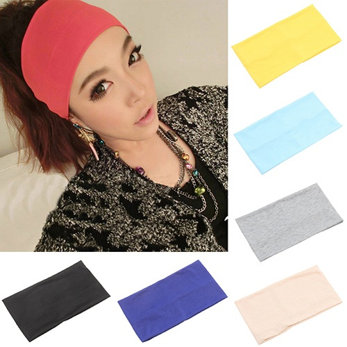 Newspaper Girls Bandana Headwear,Fashion//Sport Accessories