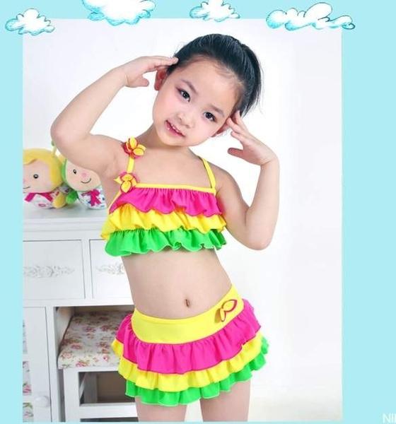 wish desiaa da bambina bambino colorato fiore costumi da bagno 2 pezzi varie taglie